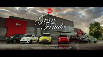 FIAT Gran Finale TV Spot, 'Italy USA' Song by Gwen Stefani - Thumbnail 10