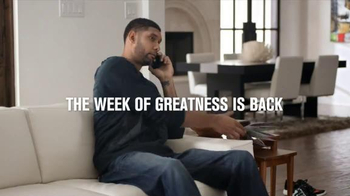 Foot Locker Week of Greatness TV Spot, 'Excited' Featuring Derrick Rose - Thumbnail 8