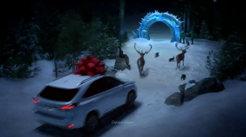 2015 Lexus RX 350 December to Remember Sales Event TV Spot, 'Teleporter' - 2756 commercial airings