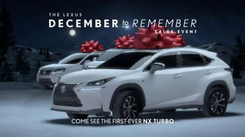 2015 Lexus RX 350 December to Remember Sales Event TV Spot, 'Teleporter' - Thumbnail 8
