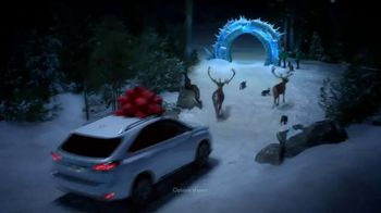 2015 Lexus RX 350 December to Remember Sales Event TV Spot, 'Teleporter' - 2759 commercial airings