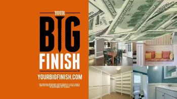 Stanley Black & Decker TV Spot, 'Your Big Finish' - Thumbnail 5