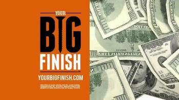 Stanley Black & Decker TV Spot, 'Your Big Finish' - Thumbnail 6