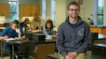Xavier University TV Spot, 'Student Commitment' - Thumbnail 2