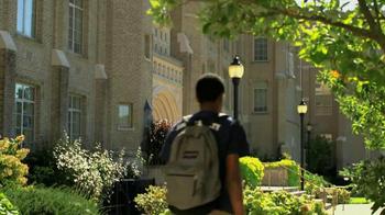 Xavier University TV Spot, 'Student Commitment' - Thumbnail 8