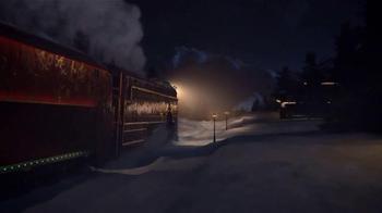 Lexus December to Remember Sales Event TV Spot, 'Christmas Train' - Thumbnail 2
