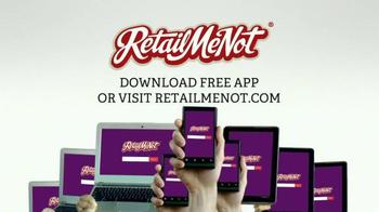Retailmenot.com TV Spot, 'Does 25% Off Cause Excessive Celebration?' - Thumbnail 10