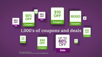 Retailmenot.com TV Spot, 'Does 25% Off Cause Excessive Celebration?' - Thumbnail 6