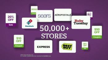 Retailmenot.com TV Spot, 'Does 25% Off Cause Excessive Celebration?' - Thumbnail 7