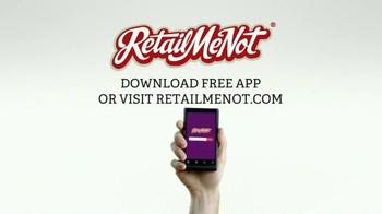 Retailmenot.com TV Spot, 'Does 25% Off Cause Excessive Celebration?' - Thumbnail 8