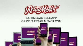 Retailmenot.com TV Spot, 'Does 25% Off Cause Excessive Celebration?' - Thumbnail 9