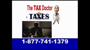 Call the Tax Doctor TV Spot, 'An IRS Agent's Confessions' - Thumbnail 10