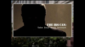 Call the Tax Doctor TV Spot, 'An IRS Agent's Confessions' - Thumbnail 2