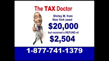 Call the Tax Doctor TV Spot, 'An IRS Agent's Confessions' - Thumbnail 6