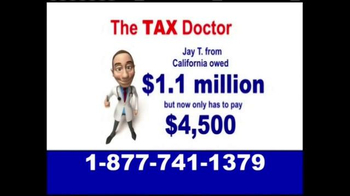 Call the Tax Doctor TV Spot, 'An IRS Agent's Confessions' - Thumbnail 7