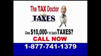 Call the Tax Doctor TV Spot, 'An IRS Agent's Confessions' - Thumbnail 9