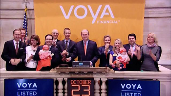 New York Stock Exchange TV Spot, 'Voya' - Thumbnail 2