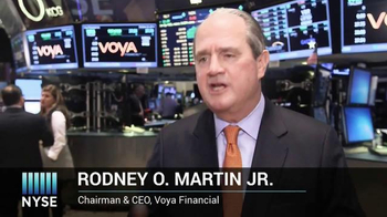New York Stock Exchange TV Spot, 'Voya' - Thumbnail 5