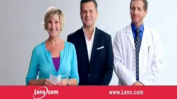 Lens.com TV Spot, 'Keep it Simple' - Thumbnail 9