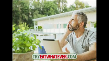 EatWhatever TV Spot, 'Male' - Thumbnail 1