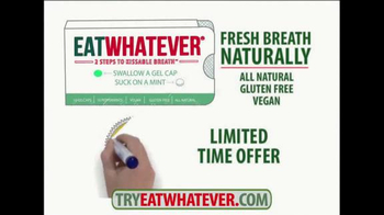 EatWhatever TV Spot, 'Male' - Thumbnail 9