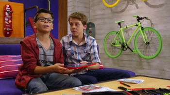 Crayola Virtual Design Pro Car Collection TV Spot, 'What's Up' - Thumbnail 6