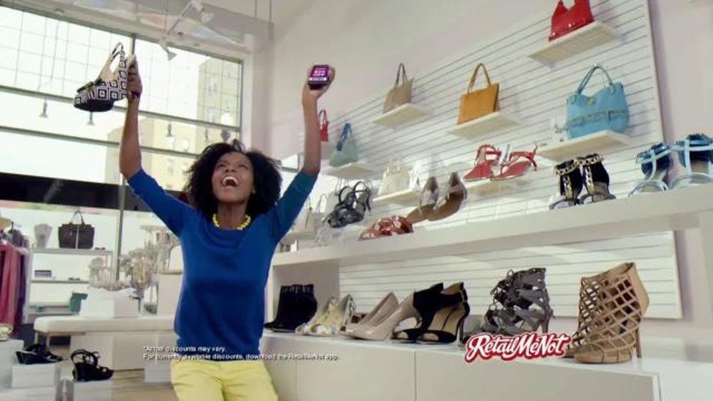 Retailmenot.com TV Commercial, 'Holiday Happy Place'