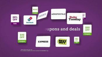Retailmenot.com TV Spot, 'Holiday Happy Place' - Thumbnail 5
