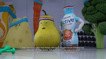Ensure Active Heart Health TV Spot, 'Fitness Class'