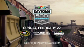 Daytona International Speedway 2015 Daytona 500 TV Spot, 'From Where I Sit' - Thumbnail 10