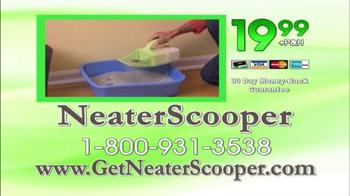 Neater Scooper TV Spot, 'One Hand Wonder' - Thumbnail 10