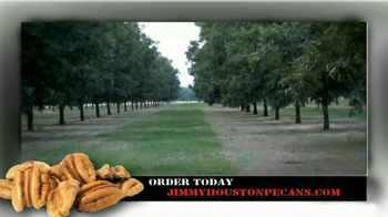 Jimmy Houston Pecans TV Spot, 'Perfect Holiday Gift' - Thumbnail 3
