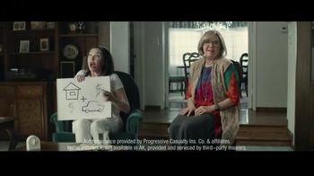 Progressive TV Spot, 'Flo's Family: Game Night' - Thumbnail 9
