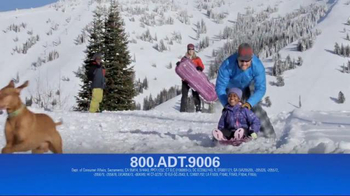ADT TV Spot, 'Holiday Peace of Mind' - Thumbnail 7