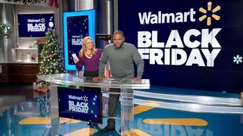 Walmart TV Spot, 'Black Friday' Feat. Anthony Anderson & Melissa Joan Hart - Thumbnail 1