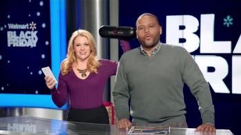 Walmart TV Spot, 'Black Friday' Feat. Anthony Anderson & Melissa Joan Hart - Thumbnail 6