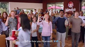 Wendy's Bacon Portabella Melt TV Spot, 'Earned It' - Thumbnail 10
