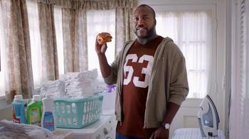 Wendy's Bacon Portabella Melt TV Spot, 'Earned It' - Thumbnail 2