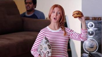 Wendy's Bacon Portabella Melt TV Spot, 'Earned It' - Thumbnail 3