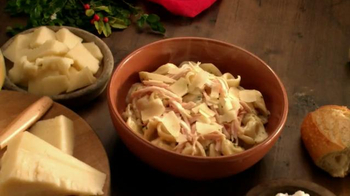 Panera Bread Chicken Tortelli Alfredo TV Spot, 'Comfort and Joy' - Thumbnail 1