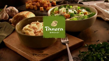 Panera Bread Chicken Tortelli Alfredo TV Spot, 'Comfort and Joy' - Thumbnail 10