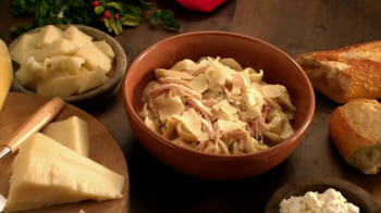 Panera Bread Chicken Tortelli Alfredo TV Spot, 'Comfort and Joy' - Thumbnail 2