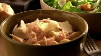 Panera Bread Chicken Tortelli Alfredo TV Spot, 'Comfort and Joy' - Thumbnail 5
