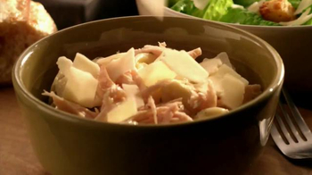 Panera Bread Chicken Tortelli Alfredo TV Spot, 'Comfort and Joy' - Thumbnail 6