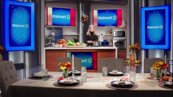 Walmart TV Spot, 'Meal' Featuring Anthony Anderson, Melissa Joan Hart - Thumbnail 1