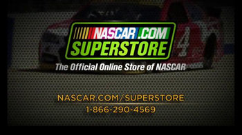 NASCAR.com Superstore TV Spot, 'Congrats to Kevin Harvick' - Thumbnail 4
