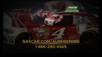 NASCAR.com Superstore TV Spot, 'Congrats to Kevin Harvick' - Thumbnail 5