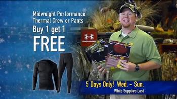 Bass Pro Shops 5 Day Sale TV Spot, 'Jeans, Flashlights, Jackets & More' - Thumbnail 4