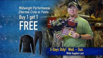 Bass Pro Shops 5 Day Sale TV Spot, 'Jeans, Flashlights, Jackets & More' - Thumbnail 5