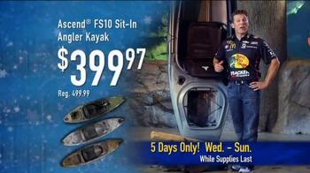 Bass Pro Shops 5 Day Sale TV Spot, 'Jeans, Flashlights, Jackets & More' - Thumbnail 7